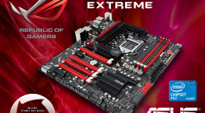 Maximus IV Extreme  Intel P67 with ROG Motherboard