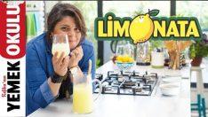 Ev yapımı doğal limonata nasıl yapılır