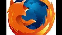 Mozilla yeni sekmede Google olarak nasıl açılır