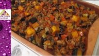 Patlıcan kebabı fırında nasıl yapılır?