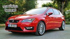 Seat Leon FR 1.4 Tsi Act 150 PS test sürüşü
