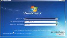 Windows Başlangıç Onarma Nasıl Yapılır