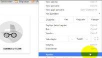 Chrome çerezleri otomatik nasıl silinir?