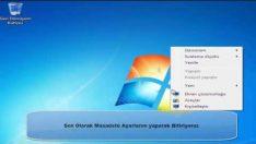 format nasıl atılır Windows 10
