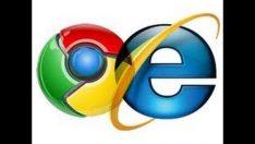 İnternet Explorer Arama Motoru Değiştirme