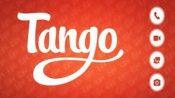 Tango mesajları silme