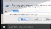 Windows 10 Açılış Parolayı Kaldırma