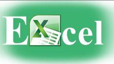 Excel'de çalışma kitabını paylaşma