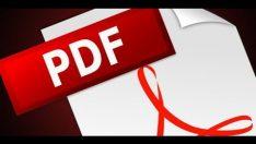 pdf dosyasına resim nasıl eklenir