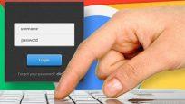 google kayıtlı şifreler görme