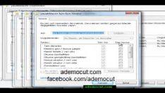 Klasör ve dosya izinleri nasıl verilir