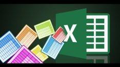 Microsoft Excel de boş hücre nasıl silinir