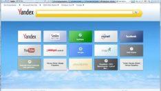 Yandex Elements Nasıl Kaldırılır