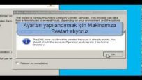 Active Directory Kurulumu Nasıl Kurulur