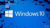 Windows 10 elle ip atama