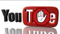 youtube kullanıcı engelleme