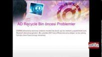 Active Dritory  Recycle bin  ( Geri Dönüşüm Kutusu )