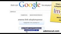 Google animasyonlu arama yapma