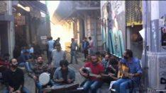 Street Music Artists  İstanbul / Beyoglu