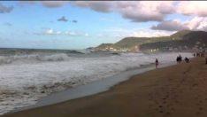 Turkey / Alanya ( Аланьи ) – Damlataş Beach