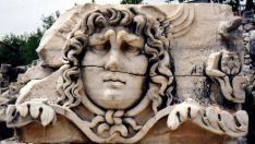Aydın // Didim apollon tapınağı video
