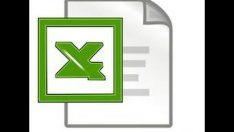 Excel büyük harf küçük harf formülü