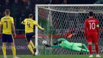 Türkiye – İsveç Maçında Penaltından gelen tek gol