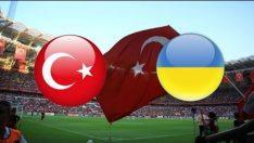 Turkiye & Ukranya Milli Maç Panaltıdan Gelen Golumüz