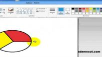 Windows 8 'de Paint ile Grafik Hazırlama