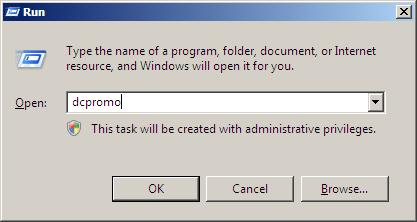 Active Directory Kurulumu