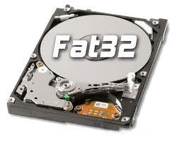 Fat32 den  NTFS Convert Etme  ( Harddisk)