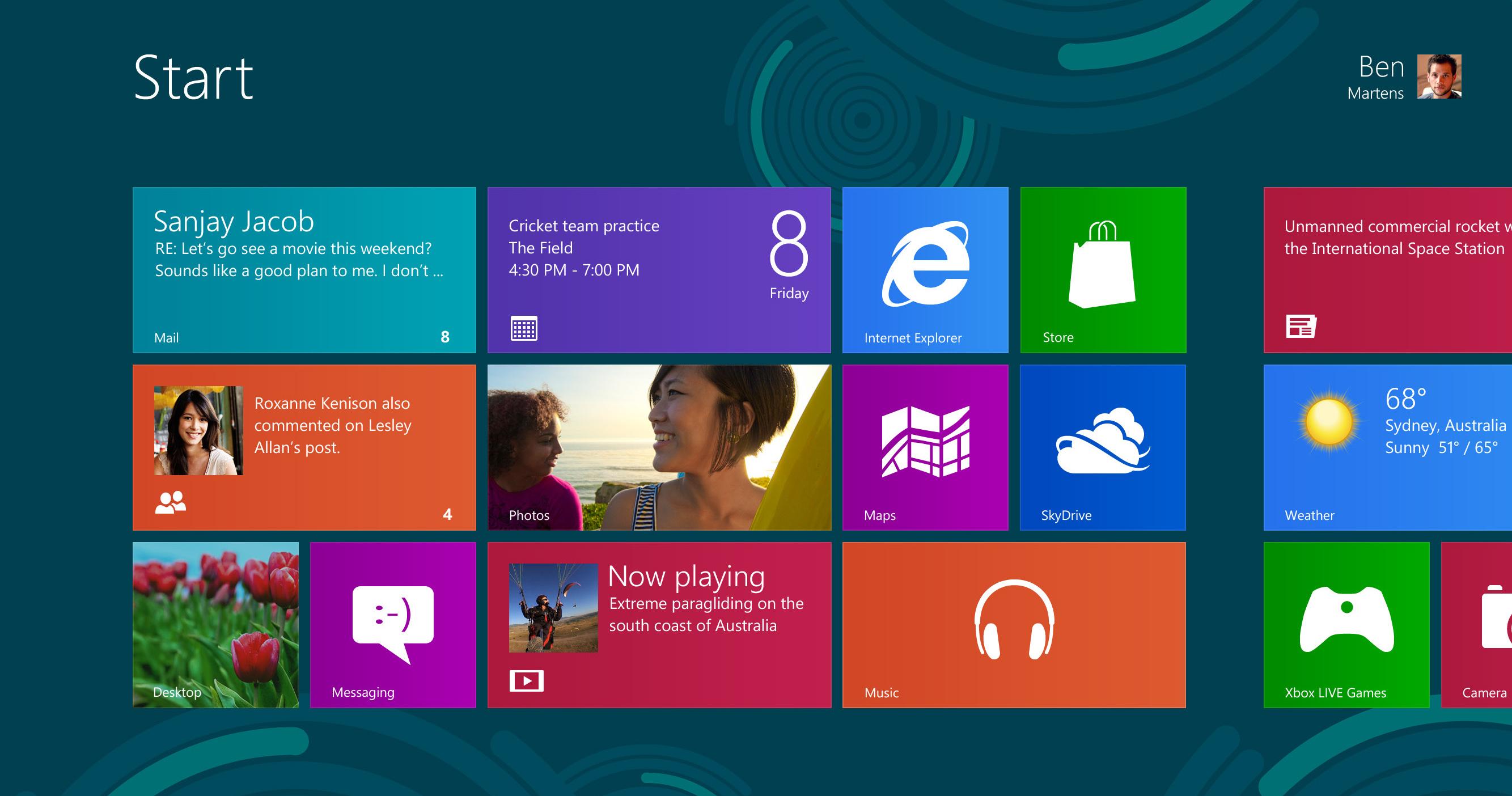 Windows 8 Eski Hesap Resimlerini Nasıl Silinir?