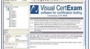 Visual CertExam Nedir – MCSE  Sınav Sorularına nasıl çalışırım – Sertifika Sorularına çalışmak