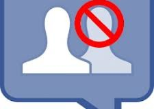 Facebook Engellenen Listesi Nerede