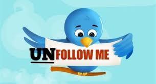 Twitter 'da Sizi Takip etmeyi  ( Unfollow ) Bırakanları listeleyin
