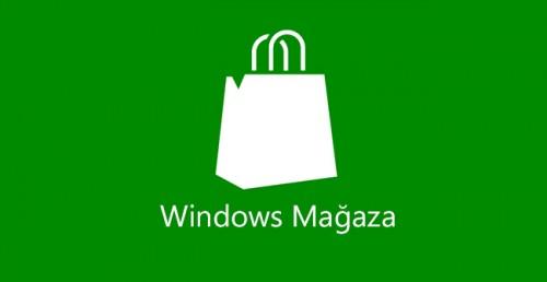 [Yeni Yazı] Windows 8'de Mağaza ( Store ) Kapatma