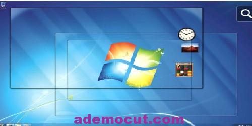 Windows 7 Aero peek Özelliği Açma kapama