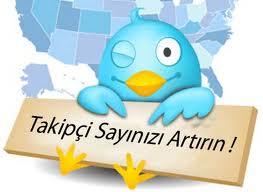 Twitter takipcisini artırma
