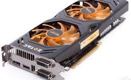 Zotac GeForce GTX 770 AMP Zotac Geforce gtx 770 teknik özellikleri