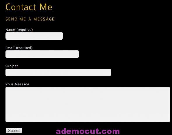 WordPress de Contact Form 7 Nasıl Kurulur?