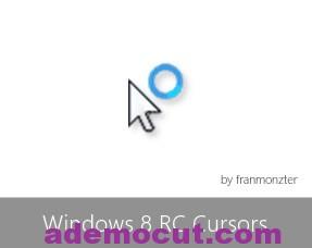 Windows 8 de İmleç (meşgul) Problemi ?