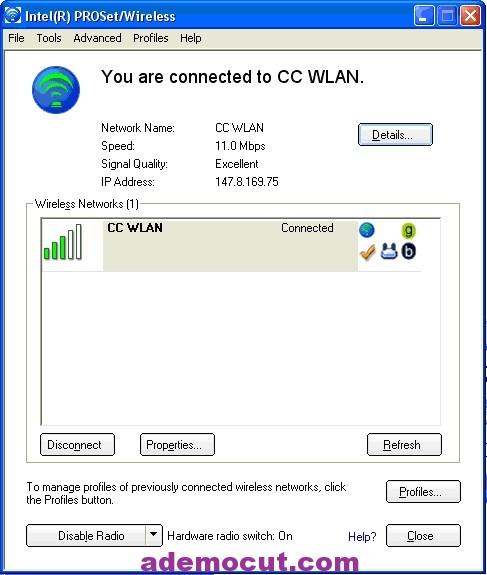 Görünen Kablosuz Bağlantıyı Nasıl Gizli Yaparız?