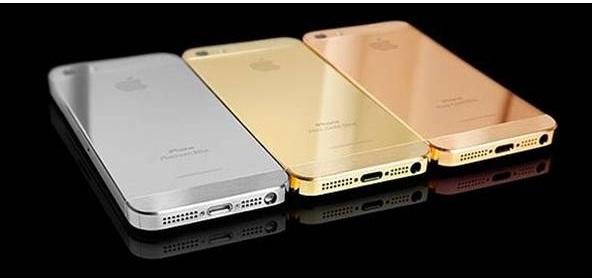İphone için Renkli Hayat Başlıyor