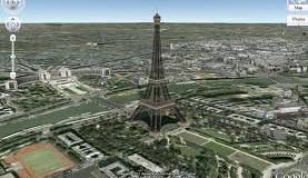 Google earth mesafe ölçme özelliği