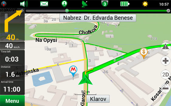 Yandex Ücretsiz Sesli Navigasyon