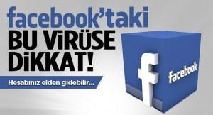 Facebook Virüsü Nasıl Kaldırılır?