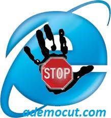 [Çözüldü] İnternet Explorer Açılır Reklam Engelleme
