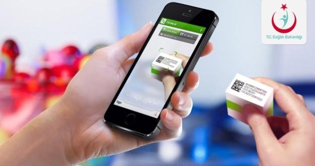 İlaç bilgi Takibi Mobil Akıllı cihazlarda