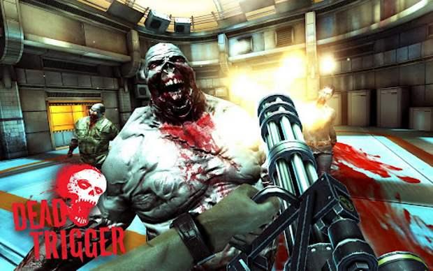 Dead Trigger 2 İle Korku Oyunu