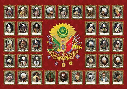 Osmanlı Padişahları Tarihi App Uygulaması